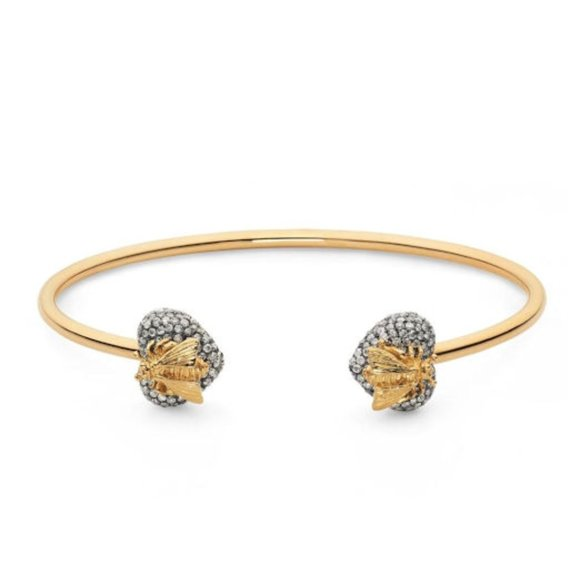 Gucci Jewelry - GUCCI Le Marche des Merveilles Bee Bangle Bracelet